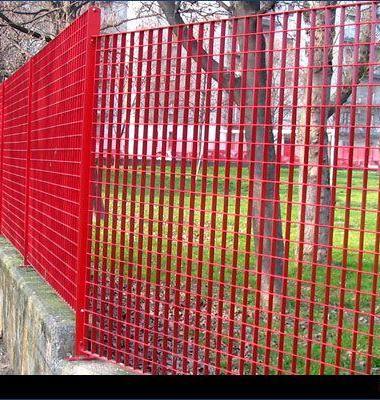 钢格板围栏图片/钢格板围栏样板图 (1)