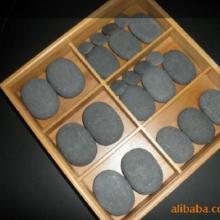 供应火山按摩石按摩石、SPA按摩石、按摩石