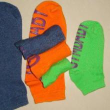 衣贝佳袜业运动袜特种袜子定做五指袜批发批发