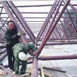 供应网架桁架制作与安装工程,网架桁架安装价格