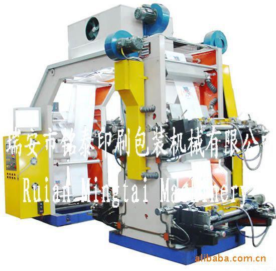 印刷机卷筒柔印机