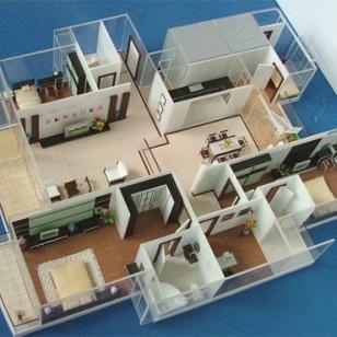 室内建筑模型制作图片