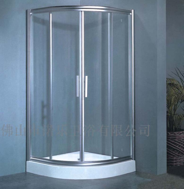 淋浴推拉门我的卫生间淋浴房该做多大合适像你这种情况做淋浴高清图片