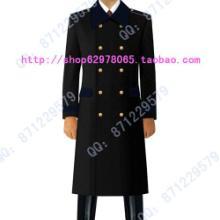 供应保安呢子大衣/物业保安大衣订做/酒店保安大衣/门童大衣批发