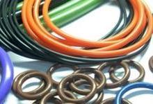 供应上海地区优质橡胶O型圈,上海供应橡胶O型圈厂家,慈溪专供橡胶O圈图片