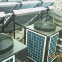 云南企业单位学校热水工程的安装承图片