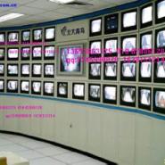 新疆数字电视墙监控电视墙拼接电视图片