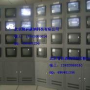 北京安防电视墙图片