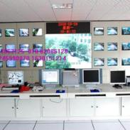 山西监控电视墙图片