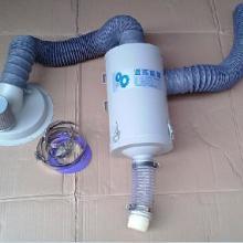 供應干燥料斗熱風回收器干燥機集塵熱風循環回收器節能環保省電圖片