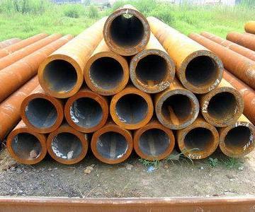 供应河北无缝钢管价格图片