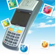 手持带GPRS打印手持收费机手持图片