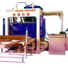 供应免烧水泥砖机恒通专业打造批发