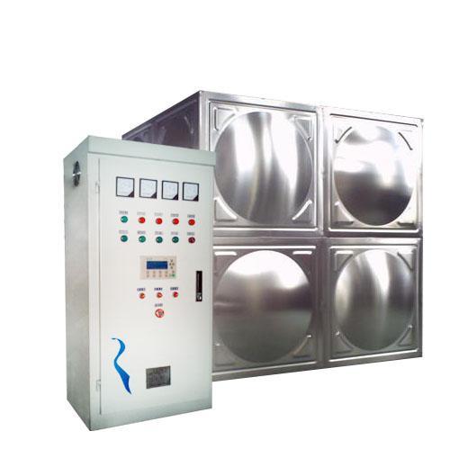 供应山西太原智能箱式无负压供水设备3