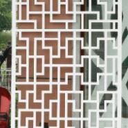 J95雕花板/PVC镂空板/背景墙隔断图片