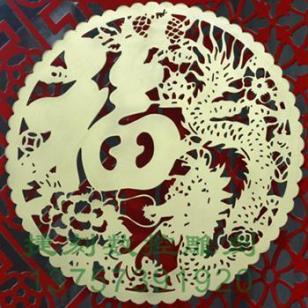 J57雕花板/镂空板/立体窗花图片