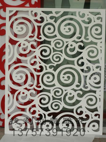 供应J21雕花板/镂空板/隔断/密度板烤漆