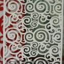 J21雕花板/镂空板/隔断/密度板烤漆图片