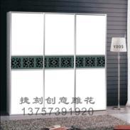 J43雕花板/PVC镂空板/移门腰线图片