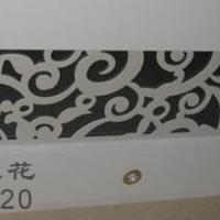 供应J48雕花板/PVC镂空板/吊顶隔断