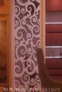 5F雕花板/镂空板/背景墙隔断屏风图片