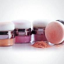 供应彩妆用品水晶蜜粉