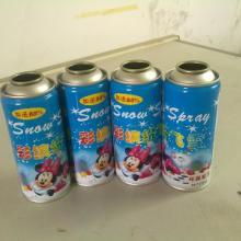 专业生产马口铁气雾罐、喷雾罐、易拉罐等三片罐金属压力包装容器除冰剂批发