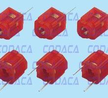 0708模压线圈、调频线圈、可调电感 遥控器 报警器 防盗器07批发