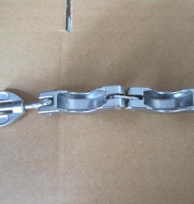 不锈钢卡箍生产图片/不锈钢卡箍生产样板图 (1)
