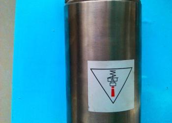 卫生级蝶阀用不锈钢气动装置图片