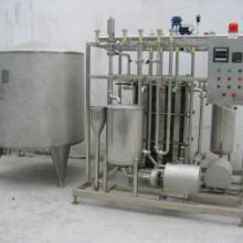 供应巴氏杀菌机-牛奶巴氏杀菌机