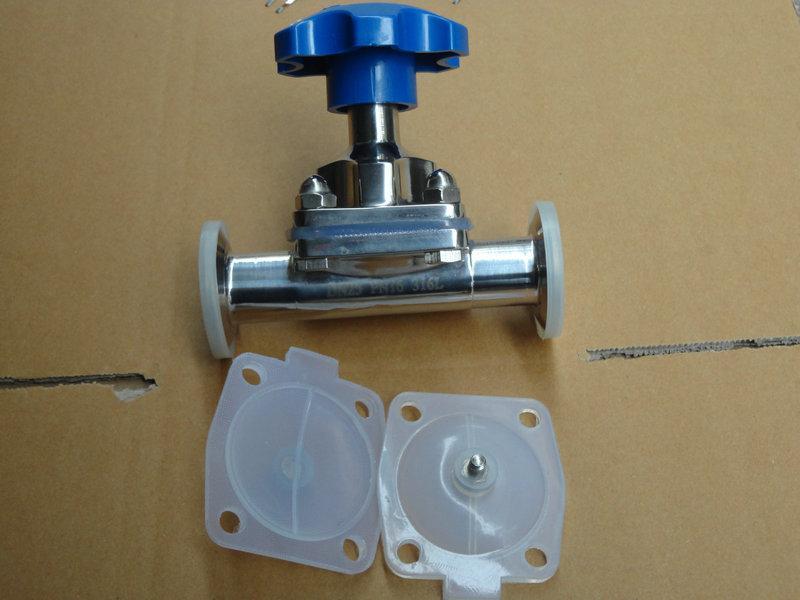 供应卫生级隔膜阀报价,卫生级隔膜阀生产供应