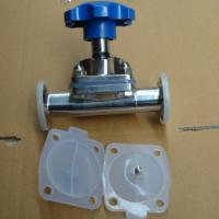 供应隔膜阀生产供應商,温州卫生级隔膜阀 图片 效果图