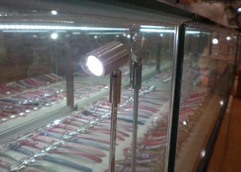 供应成都LED展柜灯条价格