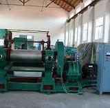 供应青岛鑫城一鸣开放式炼胶机_橡胶开炼机_橡胶开炼成片_各种型号开炼机_XK-400尼龙瓦开炼机