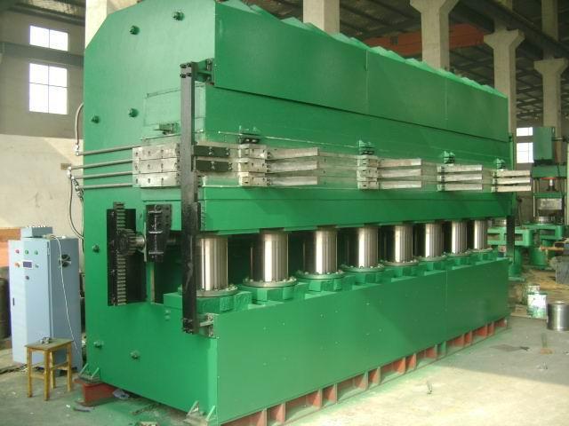 供应橡胶机械鄂式胎面硫化机