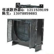 DEUTZ发电机组散热器图片