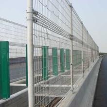 供应双圈护栏网|折弯护网|桥梁防落网批发