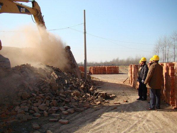 新建隧道窑 建筑项目合作工程施工