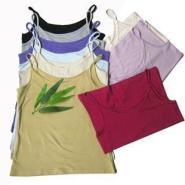 竹纤维女士吊带衫图片