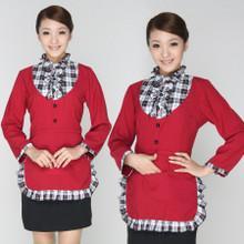 北京服装公司/围裙定做/围裙加工/围裙厂家