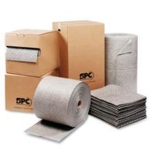 SPC工业吸附垫吸附毯吸液枕吸油棒围油栏拖油网防污应急套图片