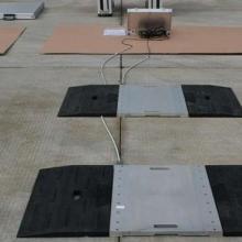 杭州50T静态轴重称,50T磅称厂家,汽车衡,便携式称重仪图片