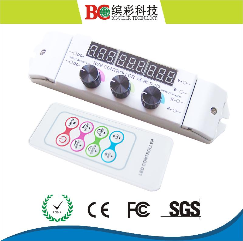 BC-350无线恒压LED控制器图片/BC-350无线恒压LED控制器样板图 (1)