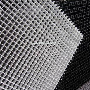 铝格栅厂家图片