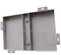 包柱微形孔铝单板批发图片