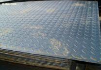 首钢 天津花纹板 花纹板卷批发市场