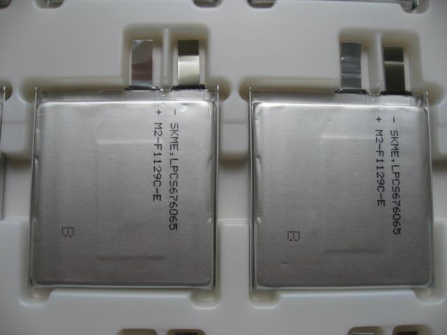 供应北京676065聚合物锂电池