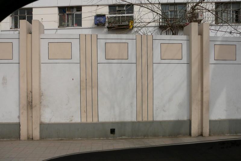 供应中式预制围墙构件图片