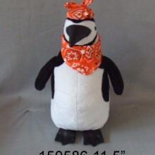 供应毛绒企鹅玩具